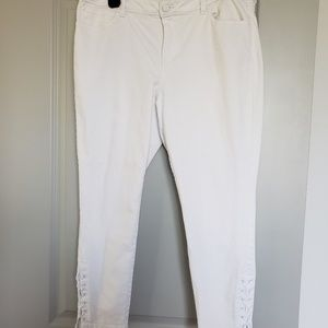 JLO Cropped Jeans from Kohl's